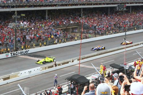 Pagenaud beats Rossi to 2019 Indy 500 victory