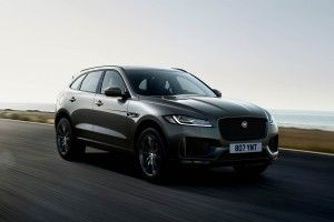 Jaguar F-Pace (2019):  une édition Chequered Flag