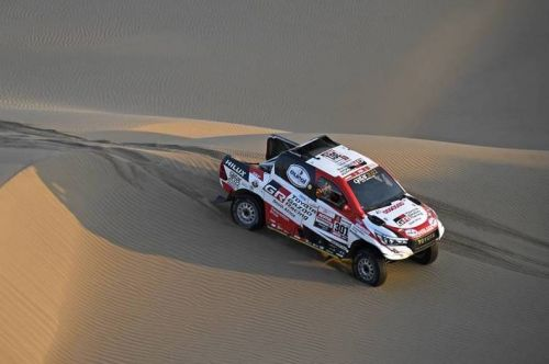 Has Alonso put the Dakar Rally on his future agenda?