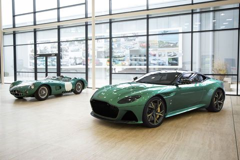 Collection spéciale Q by Aston Martin DBS 59