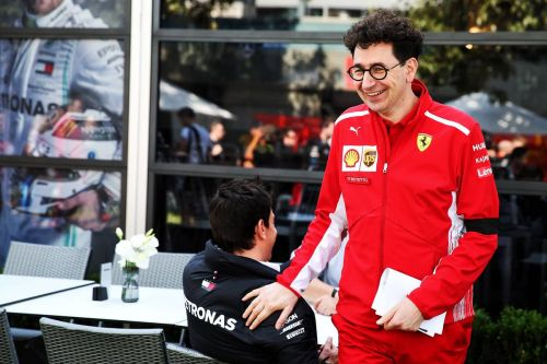 Binotto: Ferrari weakness in Melbourne 'must remain an exception'
