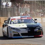 Les voitures des NASCAR Whelen Euro Series brillent au Goodwood Festival of Speed