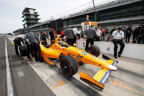 McLaren and Alonso to return to the Indy 500 in 2019!