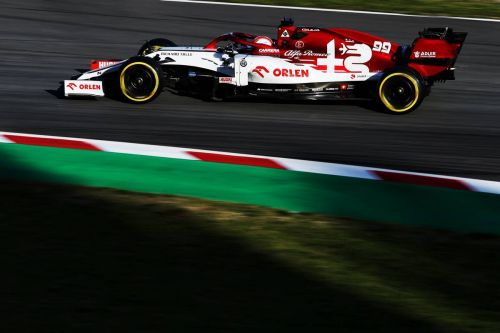 Giovinazzi laments lack of Italians on F1 grid